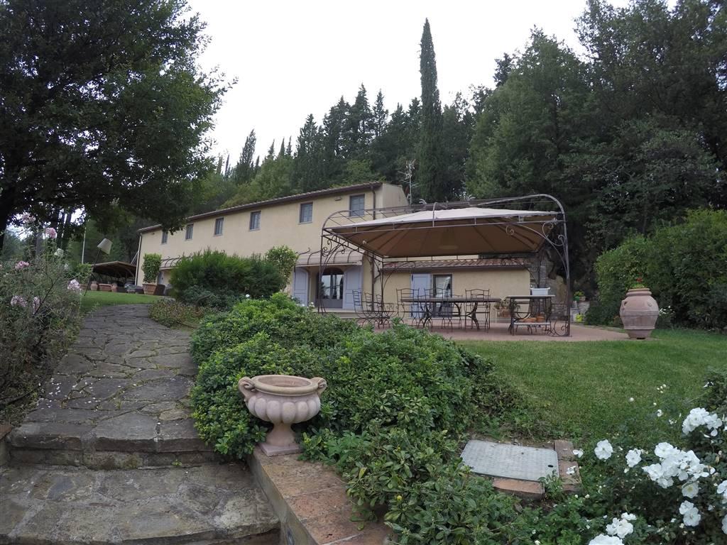 Villa in vendita a Tavarnelle Val di Pesa, 8 locali, zona Zona: San Donato in Poggio, prezzo € 1.600.000 | CambioCasa.it