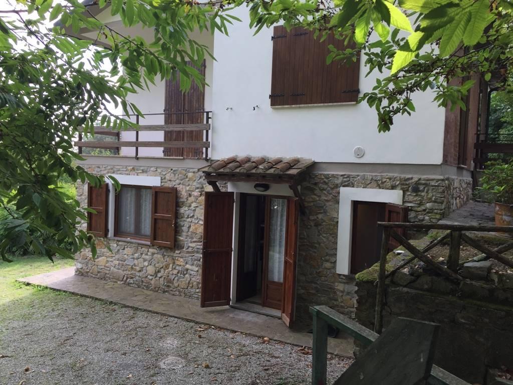 Appartamento in affitto a Sassetta, 3 locali, zona Località: BOCCA DI VALLE, prezzo € 360 | Cambio Casa.it