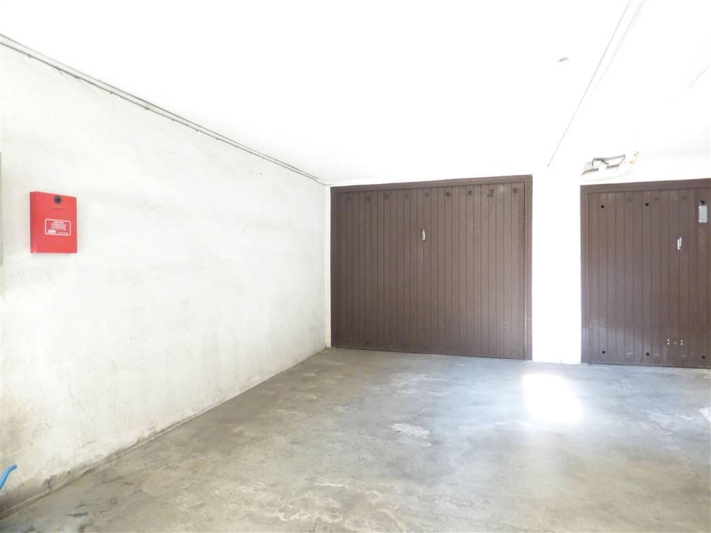 Ingresso al garage/magazzino