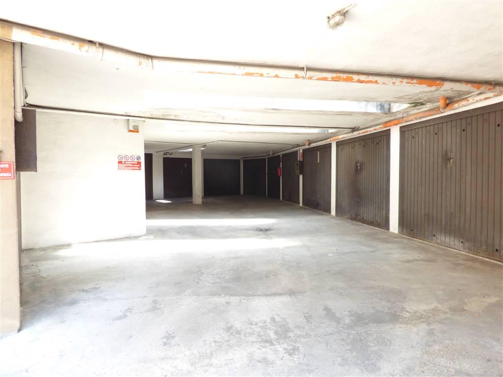 Atrio dei garage