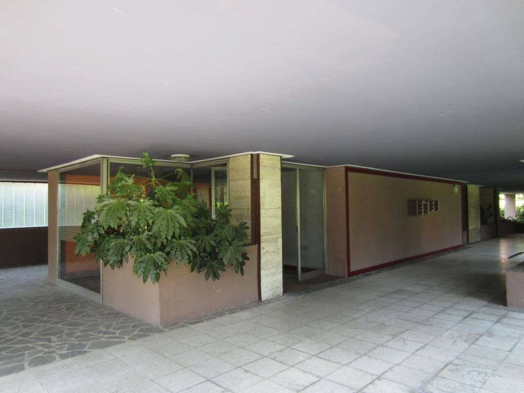 Porticato condominiale