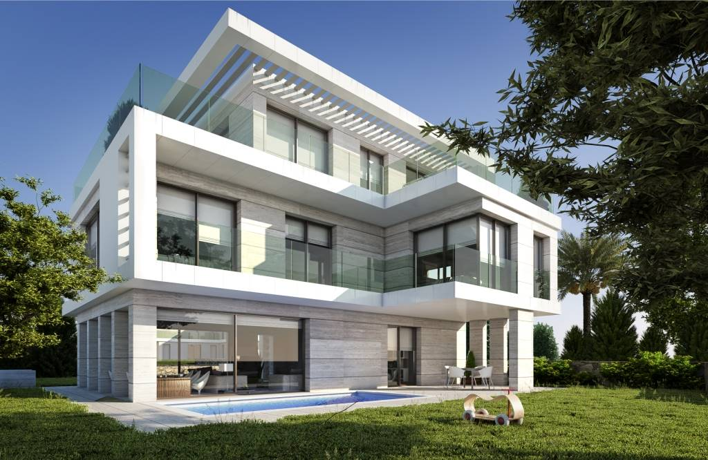 Case beaulieu sur mer compro casa beaulieu sur mer in for Esterno villa moderna