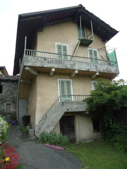 Villa in vendita a Saint-Marcel, 4 locali, prezzo € 99.000 | Cambio Casa.it