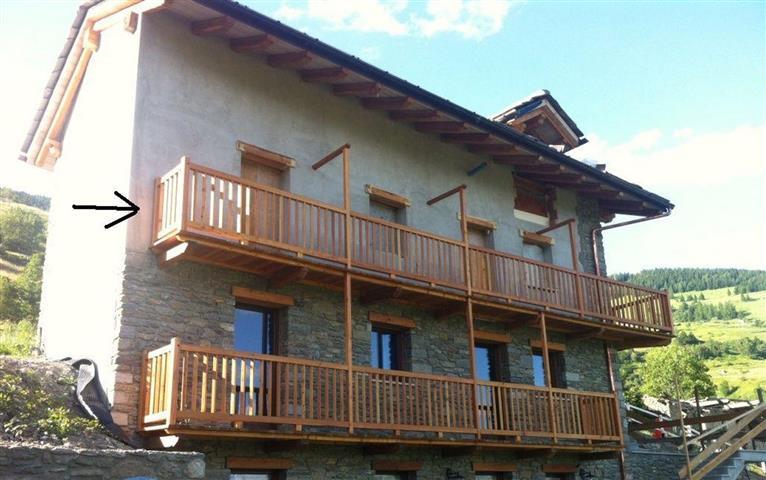 Soluzione Indipendente in vendita a Allein, 2 locali, prezzo € 98.000 | Cambio Casa.it