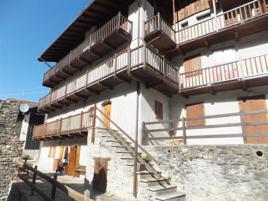 Soluzione Indipendente in vendita a Valsavarenche, 4 locali, zona Località: DEGIOZ, prezzo € 86.500 | Cambio Casa.it