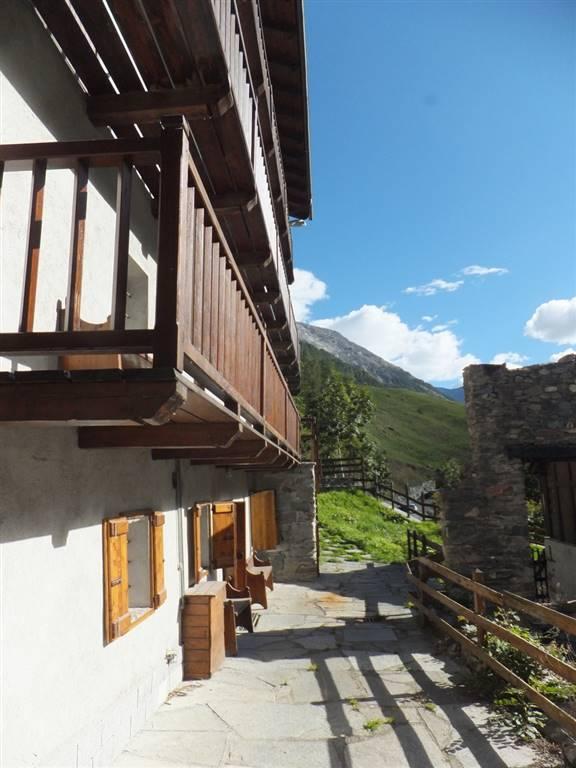 Soluzione Indipendente in vendita a Valsavarenche, 4 locali, zona Località: DEGIOZ, prezzo € 66.500 | Cambio Casa.it