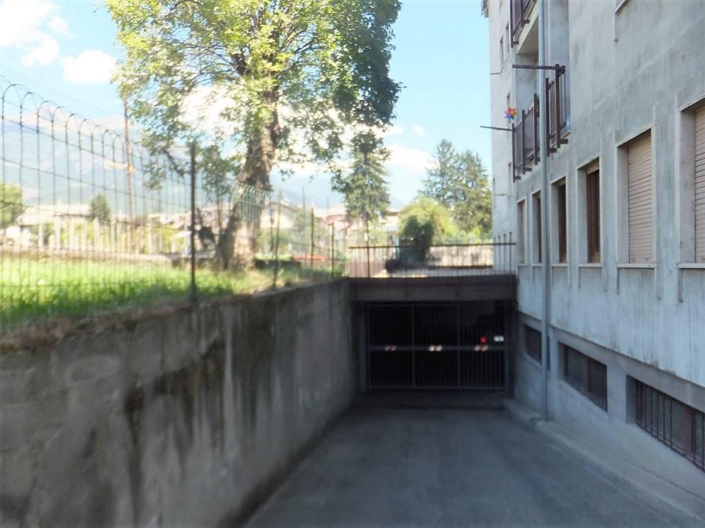 Box / Garage in vendita a Aosta, 1 locali, zona Zona: Centro, prezzo € 43.000 | Cambio Casa.it