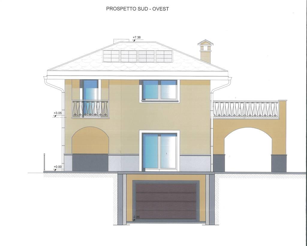 Villa in vendita a Aosta, 5 locali, zona Zona: Porossan, prezzo € 399.000 | Cambio Casa.it