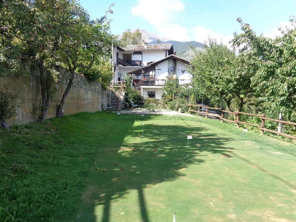 Villa in vendita a Gignod, 4 locali, prezzo € 115.000 | CambioCasa.it