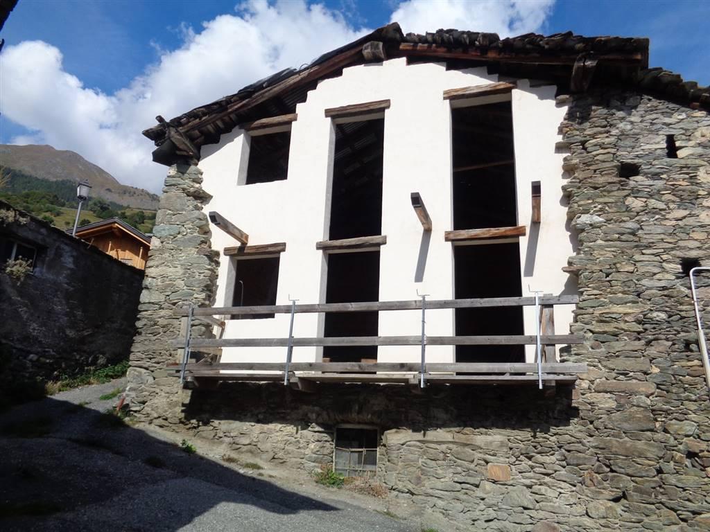 Rustico / Casale in vendita a Allein, 4 locali, zona Zona: Ville, prezzo € 49.000 | CambioCasa.it