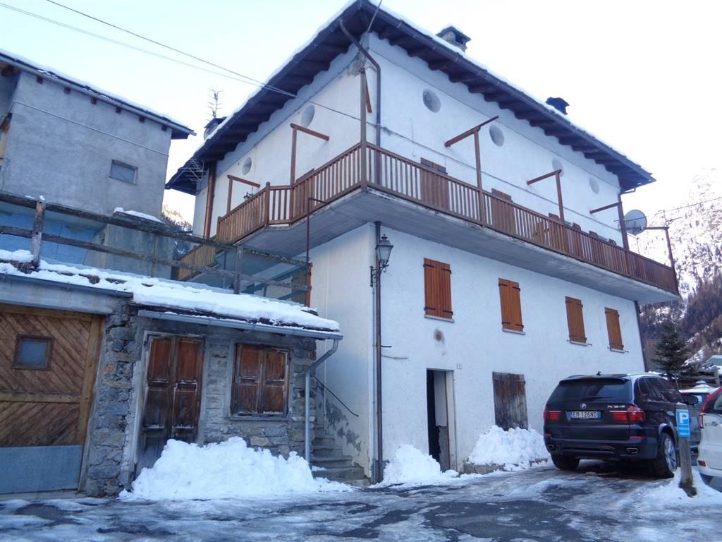 Soluzione Indipendente in vendita a Valsavarenche, 2 locali, prezzo € 59.000 | Cambio Casa.it