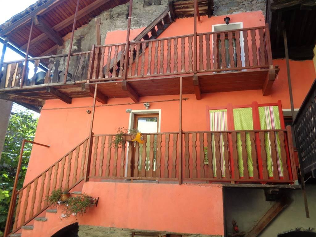 Soluzione Semindipendente in vendita a Nus, 3 locali, prezzo € 115.000 | Cambio Casa.it