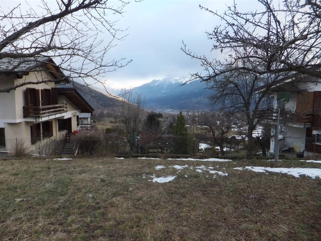 Terreno Edificabile Residenziale in vendita a Gignod, 9999 locali, prezzo € 45.000 | Cambio Casa.it