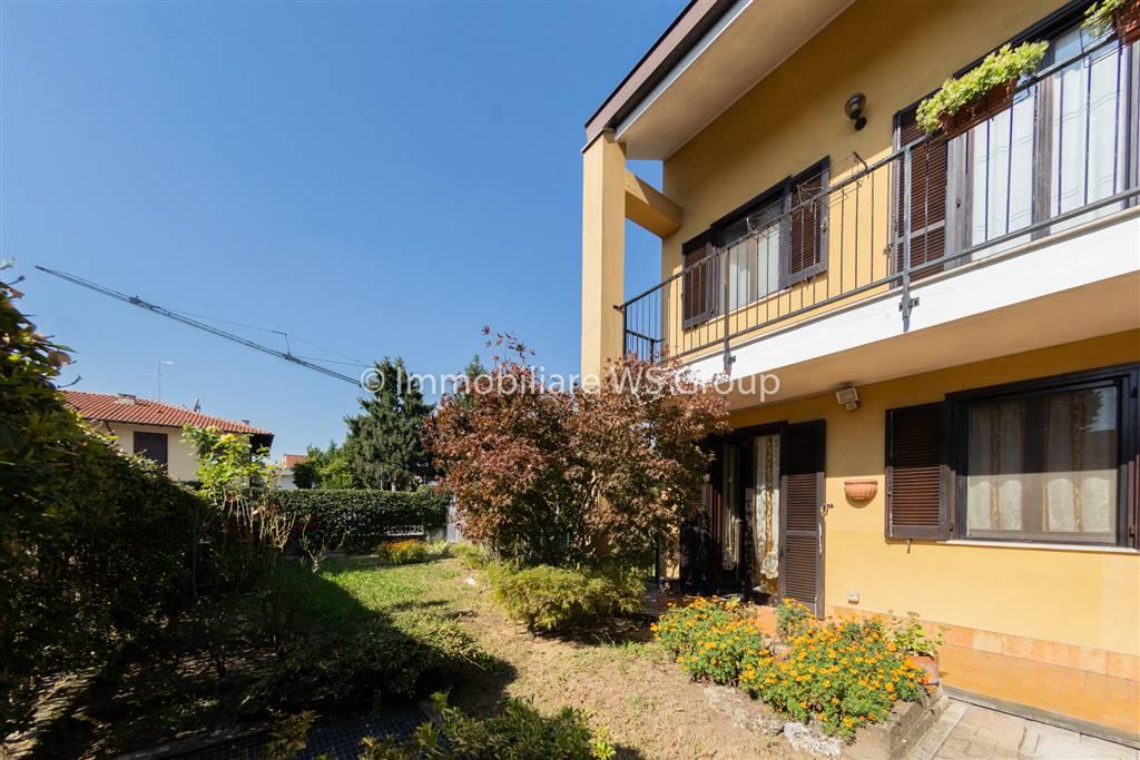 Villetta in Vendita a Cavenago Di Brianza: 4 locali, 150 mq