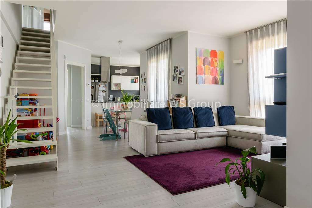 Appartamento in Vendita a Monza:  3 locali, 145 mq  - Foto 1