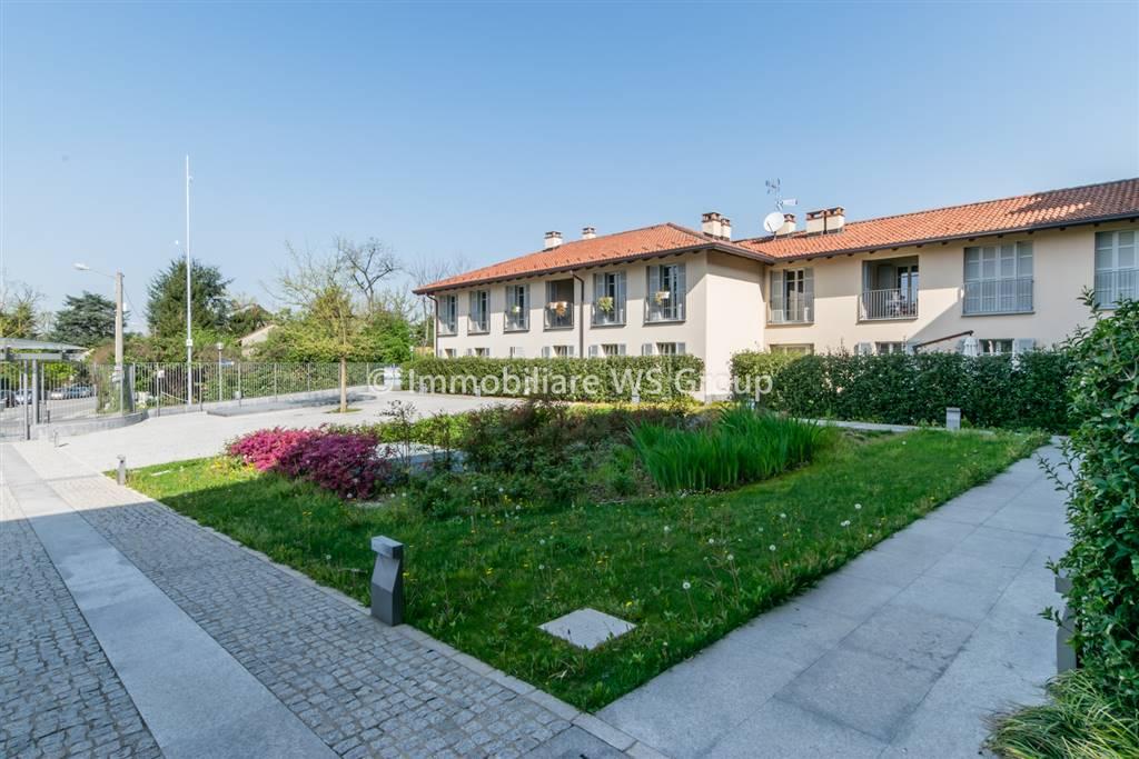 Appartamento in Vendita a Villasanta: 4 locali, 146 mq