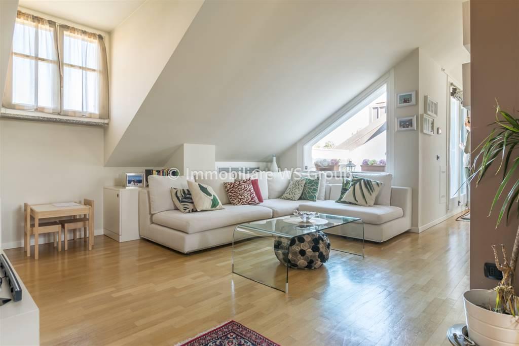Appartamento in Vendita a Villasanta: 3 locali, 130 mq