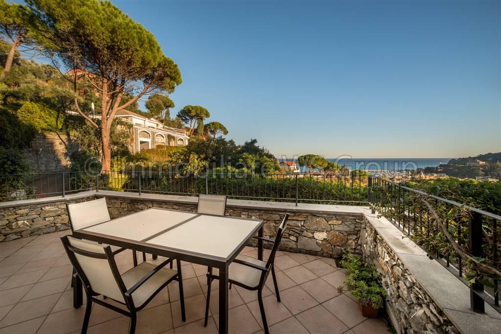 Appartamento in Vendita a Santa Margherita Ligure: 4 locali, 195 mq - Foto 2