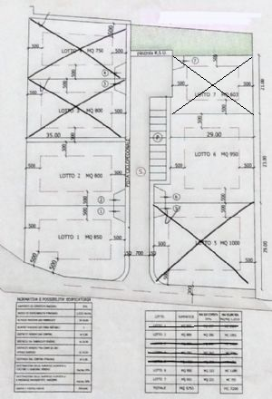 Terreno Edificabile Residenziale in vendita a Zevio, 9999 locali, zona Zona: Bosco, prezzo € 104.000 | CambioCasa.it