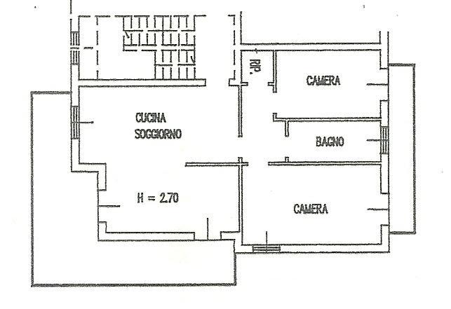 Appartamento in vendita a Lavagno, 3 locali, zona Zona: San Pietro, prezzo € 140.000 | Cambio Casa.it
