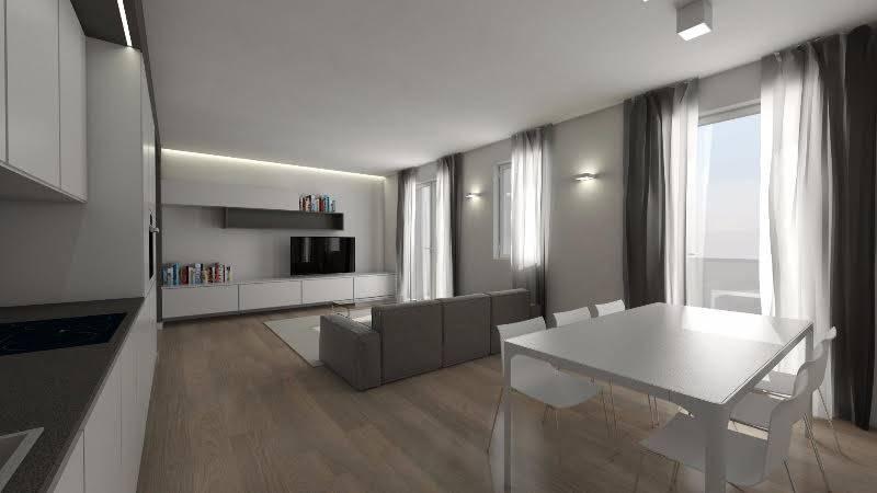 Appartamento in vendita a Belfiore, 4 locali, zona Località: CENTRO, prezzo € 195.000   CambioCasa.it