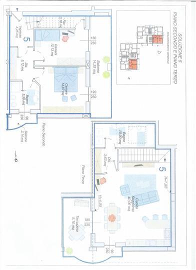 Attico / Mansarda in vendita a San Martino Buon Albergo, 3 locali, zona Località: BORGO DELLA VITTORIA (NUOVO, prezzo € 265.000   Cambio Casa.it