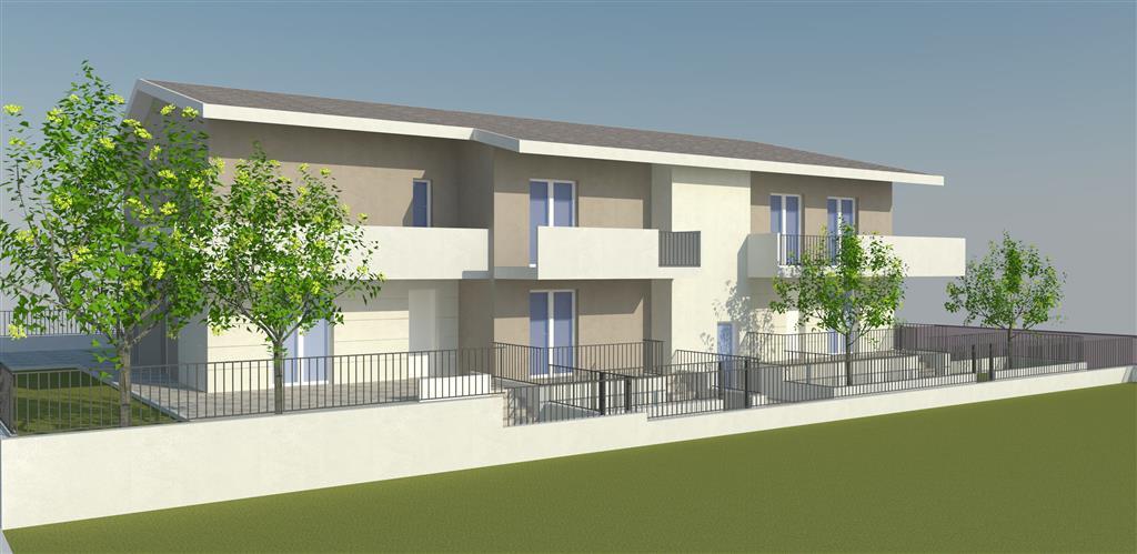 Villa a Schiera in vendita a Belfiore, 5 locali, zona Località: CENTRO, prezzo € 320.000 | Cambio Casa.it