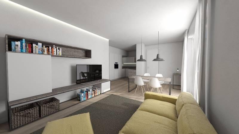 Appartamento in vendita a Belfiore, 4 locali, zona Località: CENTRO, prezzo € 220.000 | CambioCasa.it