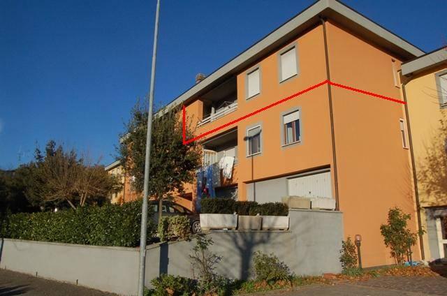Appartamento in vendita a Baschi, 6 locali, prezzo € 120.000 | Cambio Casa.it