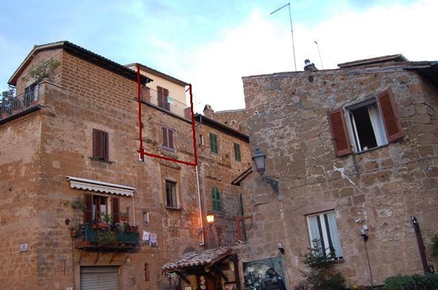 Appartamento in vendita a Orvieto, 4 locali, prezzo € 210.000 | CambioCasa.it