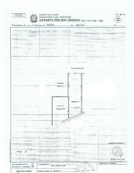 Magazzino in vendita a Ragusa, 1 locali, zona Zona: Beddio/Gesuiti Pianetti , prezzo € 60.000 | Cambio Casa.it