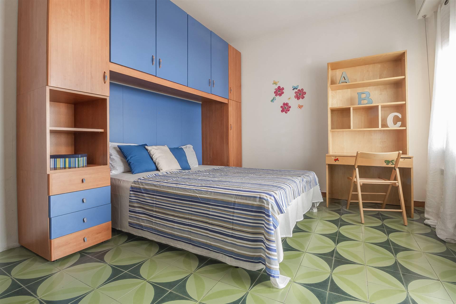 sala/ camera da letto