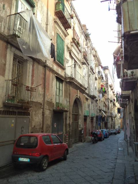 Appartamento in vendita a Castellammare di Stabia, 2 locali, prezzo € 55.000 | CambioCasa.it