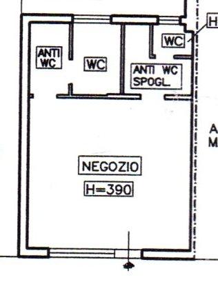 Negozio / Locale in vendita a Paderno Dugnano, 1 locali, prezzo € 98.000 | Cambio Casa.it
