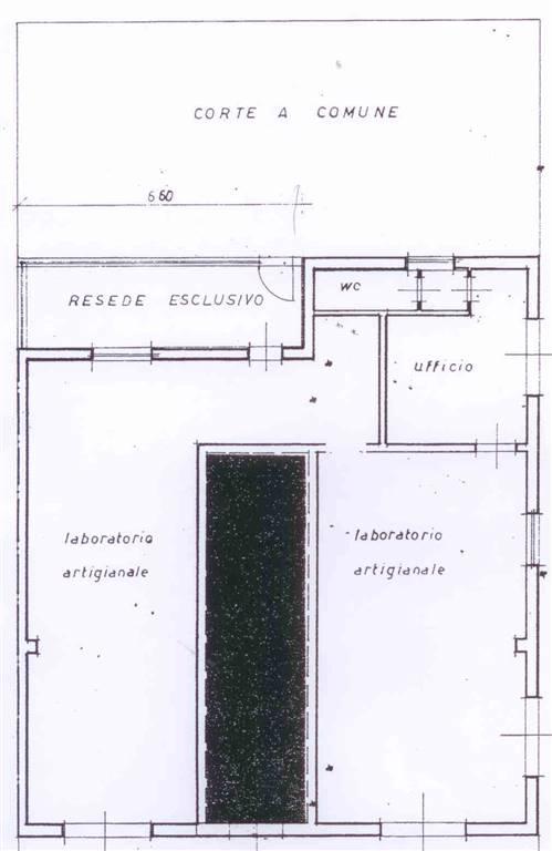Laboratorio in vendita a Empoli, 3 locali, prezzo € 245.000 | Cambio Casa.it
