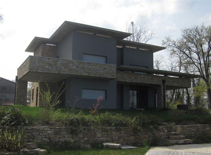 Villa, Pomaro, Piozzano, in nuova costruzione