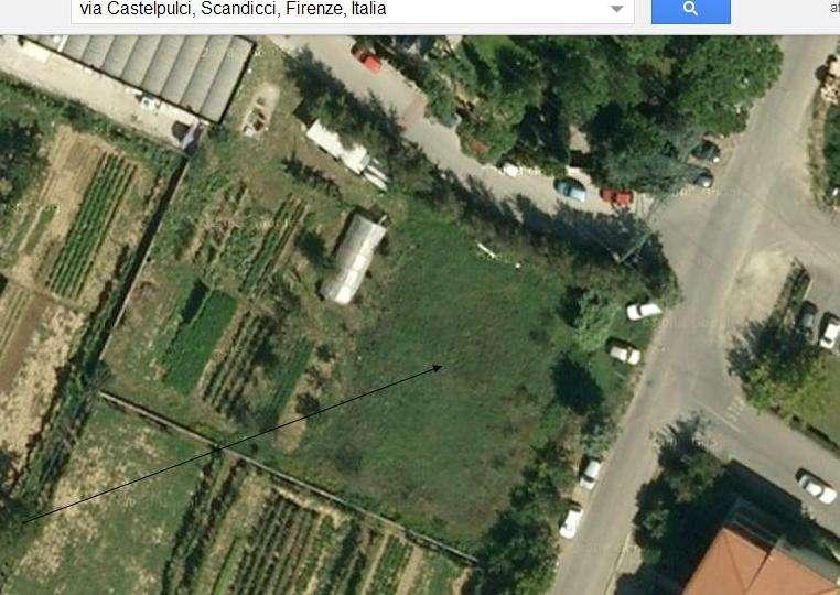 Terreno Agricolo in Vendita a Scandicci