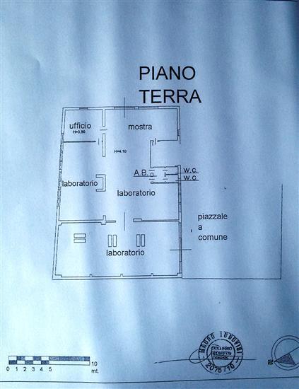 Laboratorio in affitto a Campi Bisenzio, 9999 locali, zona Zona: San Piero a Ponti, prezzo € 1.400 | CambioCasa.it