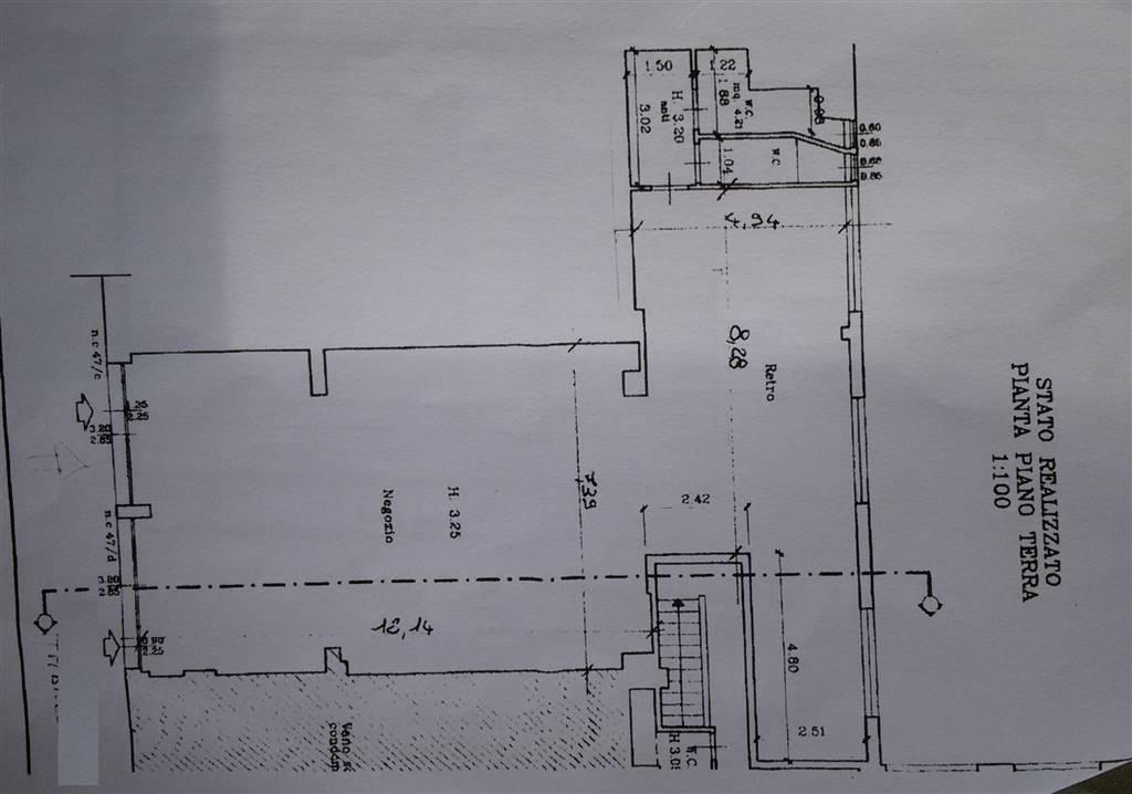 Attività / Licenza in affitto a Firenze, 2 locali, zona Località: OLTRARNO, prezzo € 2.000 | Cambio Casa.it