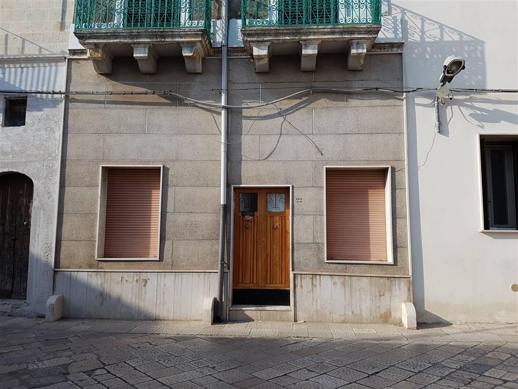 Soluzione Indipendente in vendita a Mesagne, 4 locali, zona Località: PORTA PICCOLA, prezzo € 85.000 | CambioCasa.it