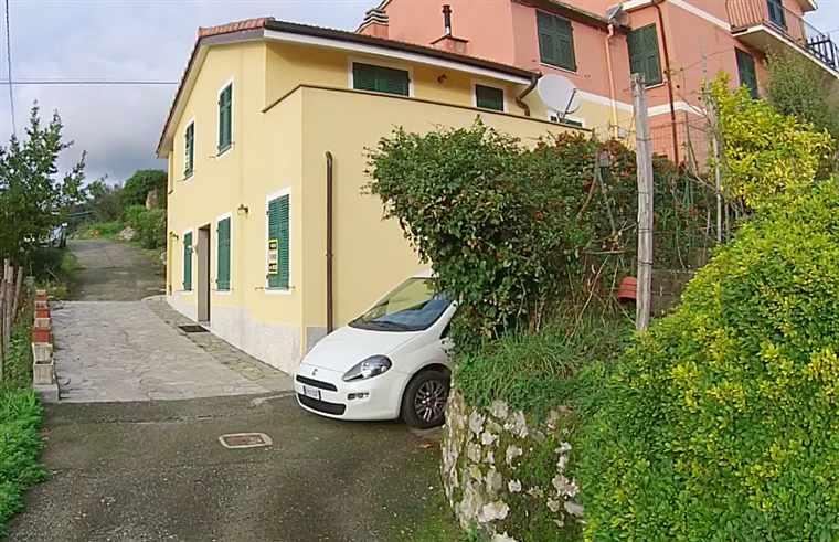 Soluzione Indipendente in vendita a Framura, 6 locali, zona Zona: Castagnola, prezzo € 290.000 | Cambio Casa.it