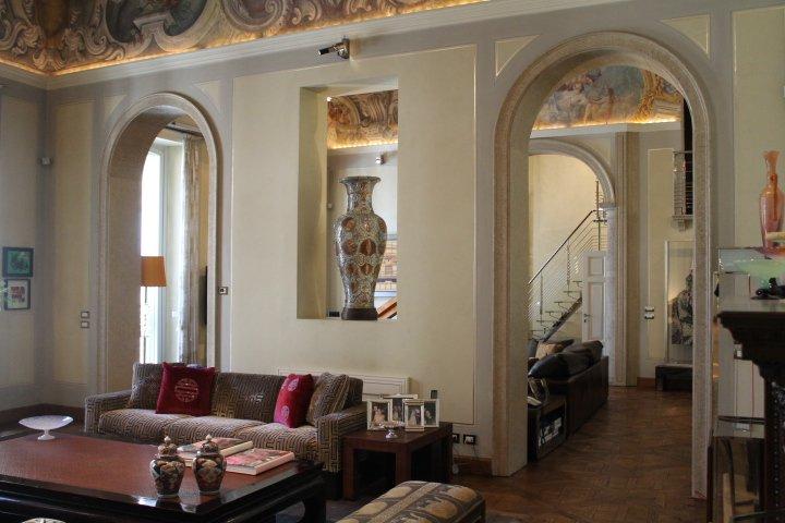Appartamento in Vendita a Milano: 5 locali, 700 mq - Foto 3