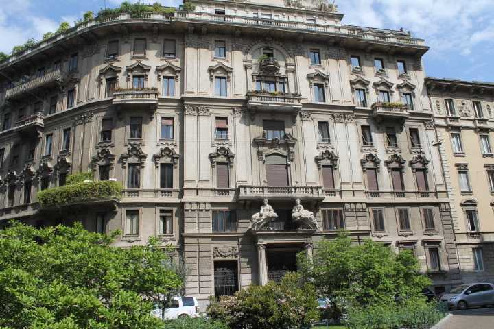 Appartamento in affitto a milano w5858296 for Appartamento design affitto milano