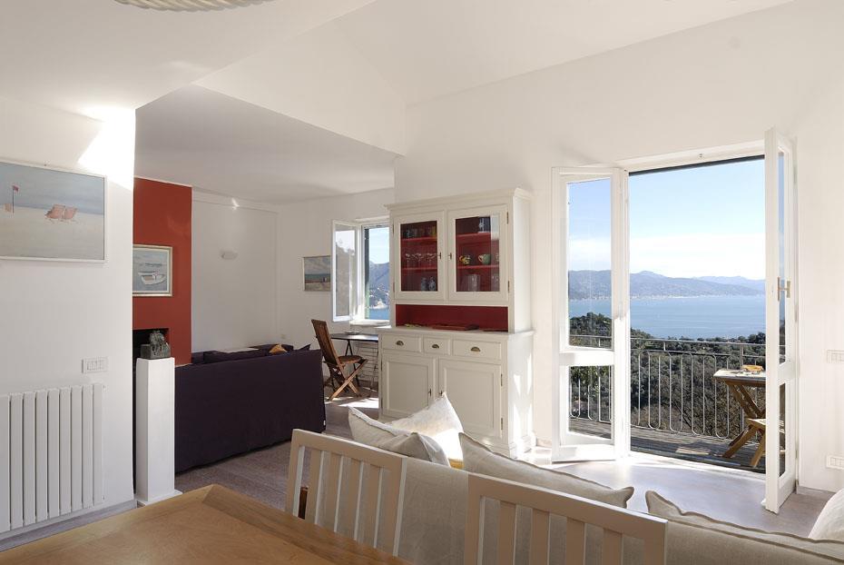 Appartamento in Affitto a Santa Margherita Ligure: 4 locali, 140 mq