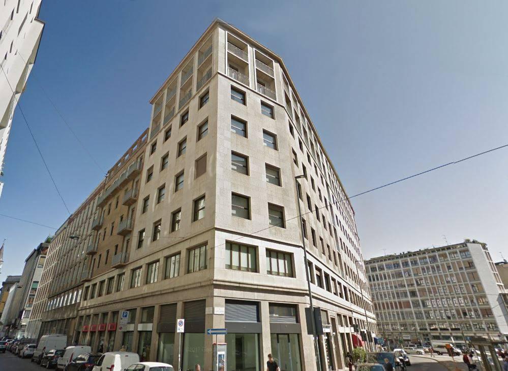 Affitto Stanza Ufficio Milano Tribunale : Ufficio studio in affitto a milano via albricci trovocasa
