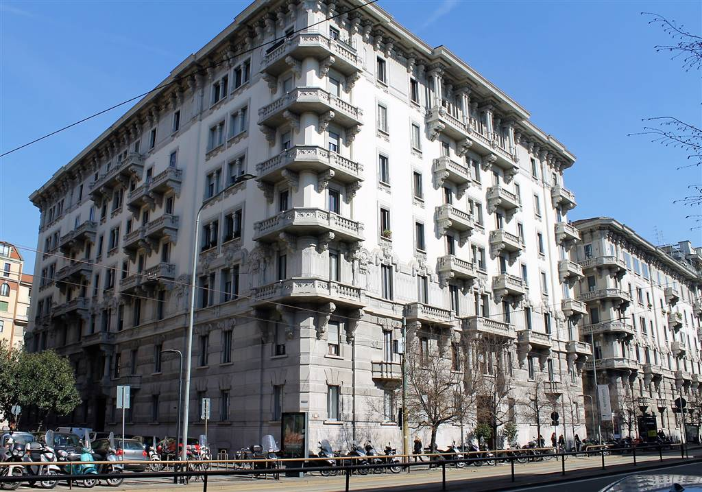 Appartamento in Affitto a Milano 05 Tribunale / Caldara: 3 locali, 110 mq