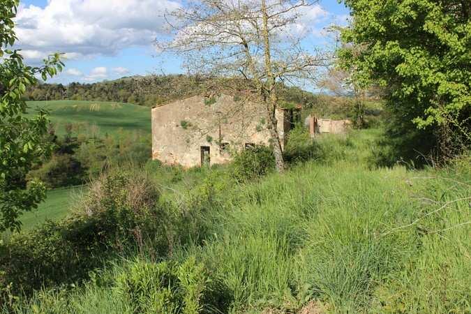 Rustico / Casale in vendita a Trequanda, 10 locali, prezzo € 160.000 | CambioCasa.it