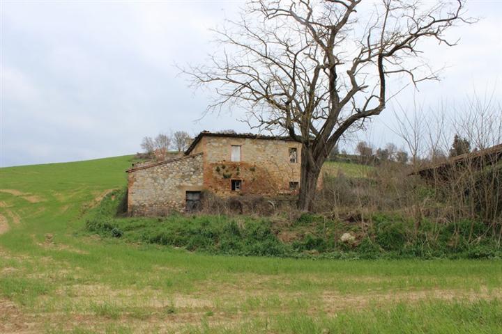 Rustico / Casale in vendita a Trequanda, 10 locali, prezzo € 195.000 | CambioCasa.it