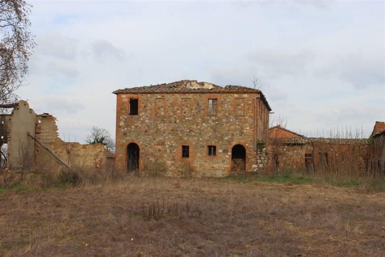 Rustico / Casale in vendita a Trequanda, 20 locali, prezzo € 800.000 | CambioCasa.it