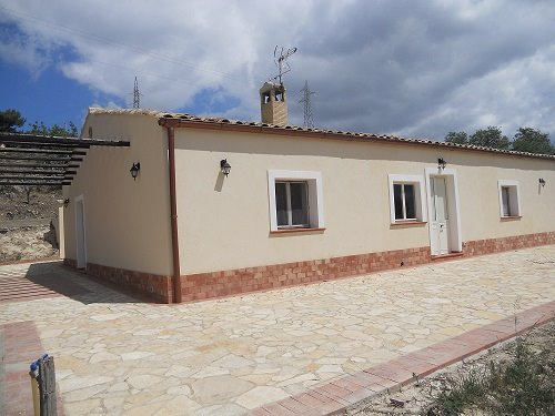Villa, Caltanissetta, ristrutturata
